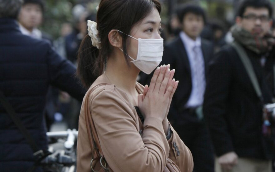 Япония переживает новое землетрясение