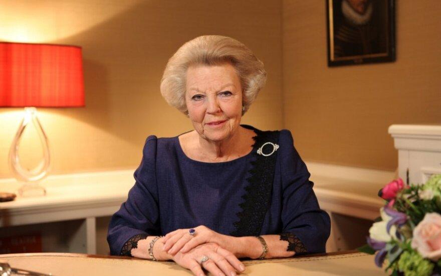 Nyderlandų karalienė Beatrix