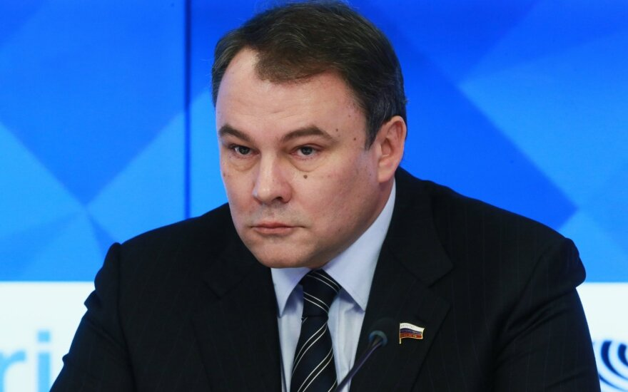 Пётр Толстой избран вице-спикером ПАСЕ