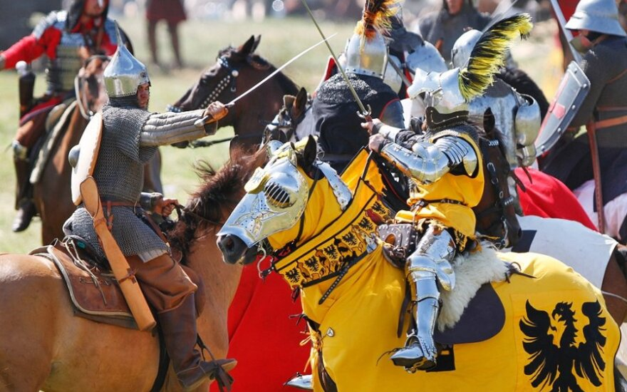 Ученые надеются по-новому взглянуть на Грюнвальдскую битву