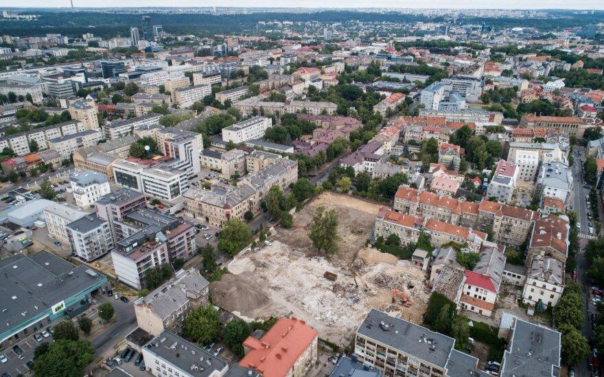Нынешняя ситуация на рынке недвижимости неспокойная: жилья в центре станет меньше, оно подорожает