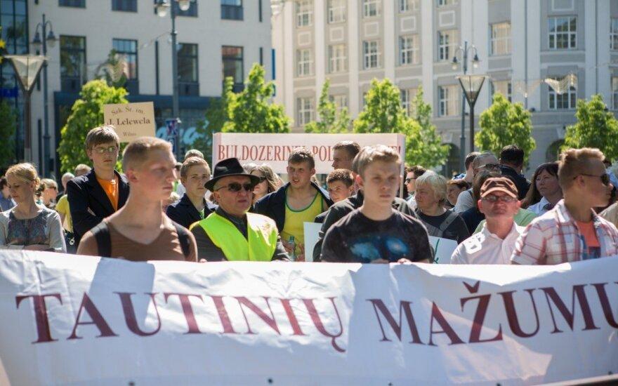 Кандидаты в президенты Литвы расскажут, что предлагают национальным меньшинствам