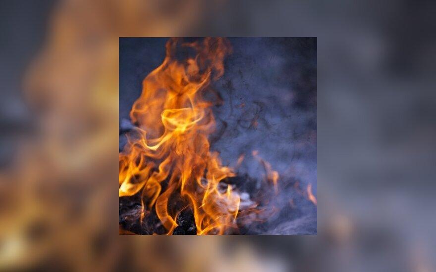 Попытка самосожжения и 8 пострадавших в пожаре