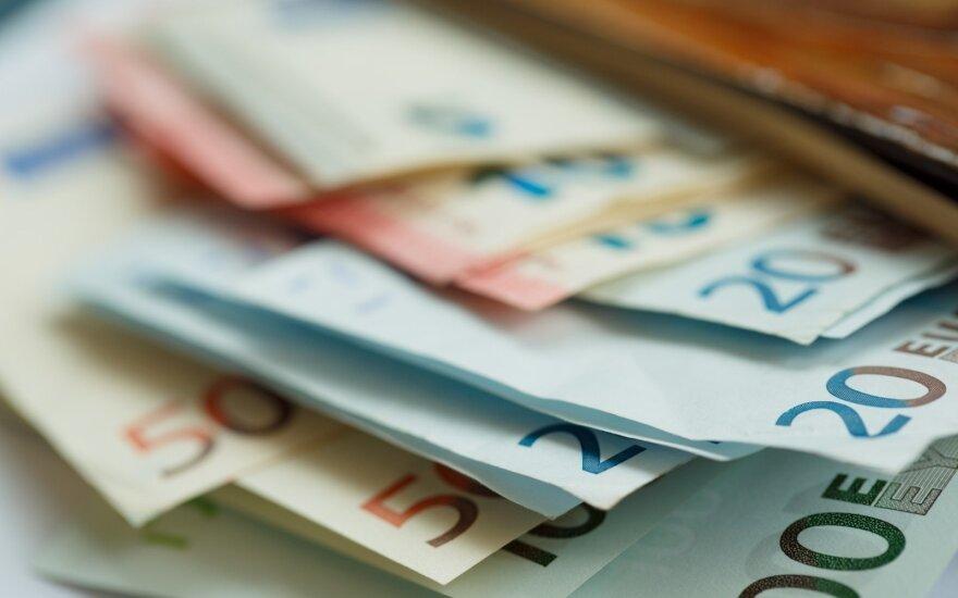 В Вильнюсе ограблен магазин: украли 820 евро