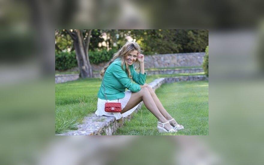 Виктория Боня похвасталась экзотическим питомцем за 10 000 евро
