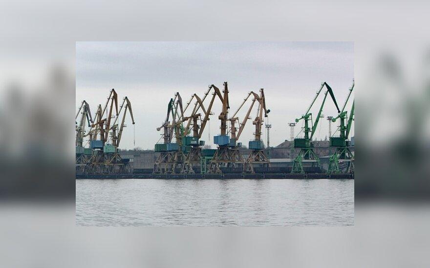 Посол США: Клайпеду для перевалки грузов выбрали в связи с хорошим предложением