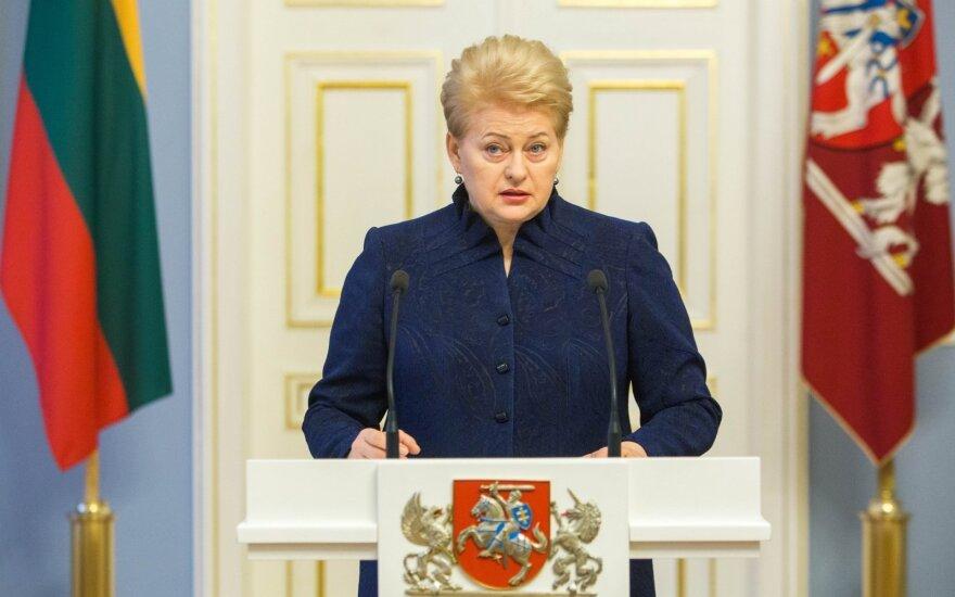 Президент освобождила Шалашявичюте от должности министра здравоохранения