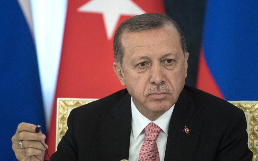 Эрдоган назвал свержение Асада целью турецкой военной операции в Сирии