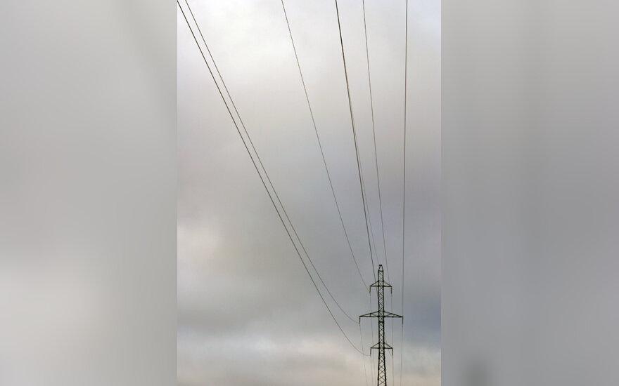 Energetika, elektra, elektros energija, laidai