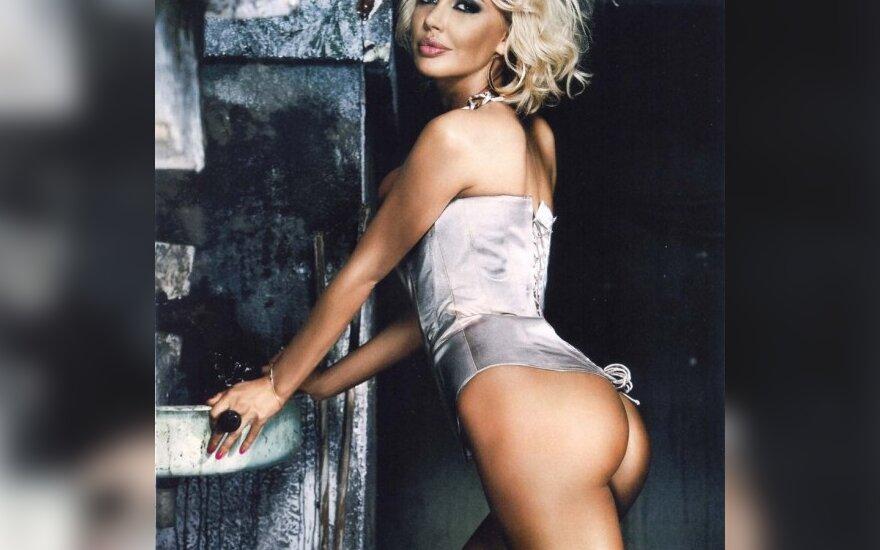 Маша Малиновская снялась в Playboy