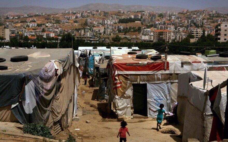 Pabėgėlių stovykla Libane