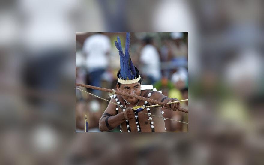 Brazilijos indėnas