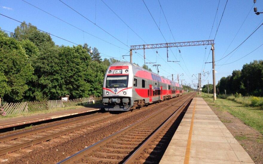Po długiej przerwie z Polski na Litwę wjechał pociąg