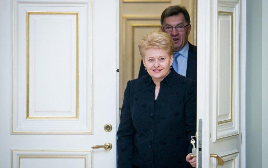 Соцдемы умерили пыл президента Литвы