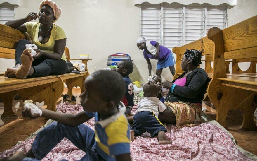 """Красный Крест: от урагана """"Ирма"""" пострадало более миллиона человек"""