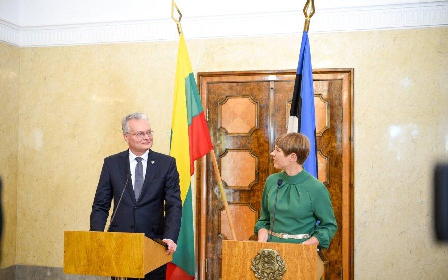 Науседа о встрече лидера Эстонии с Путиным: я уважаю это решение, но не повторю его