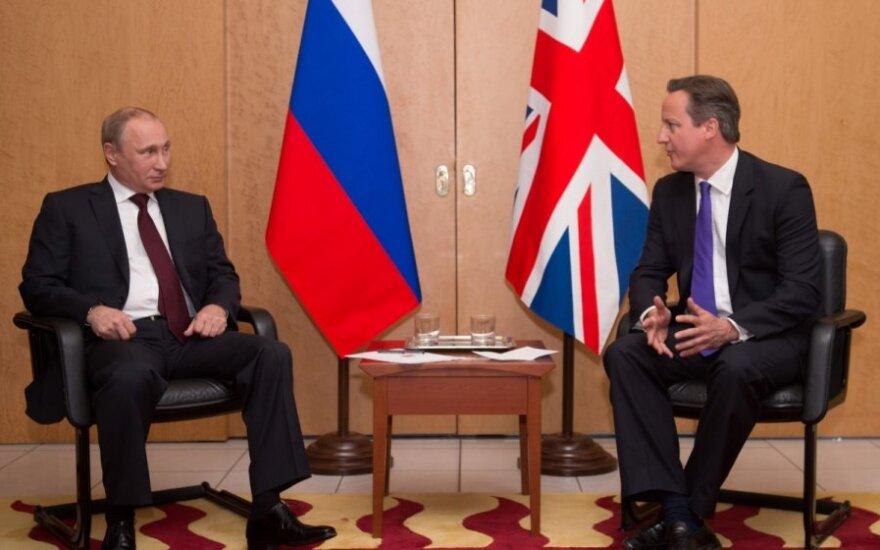 Cameron stawia Putinowi warunki: Albo współpraca albo surowe konsekwencje!