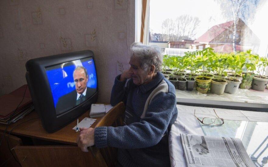 Мишень России - далеко не только русскоязычные жители Литвы