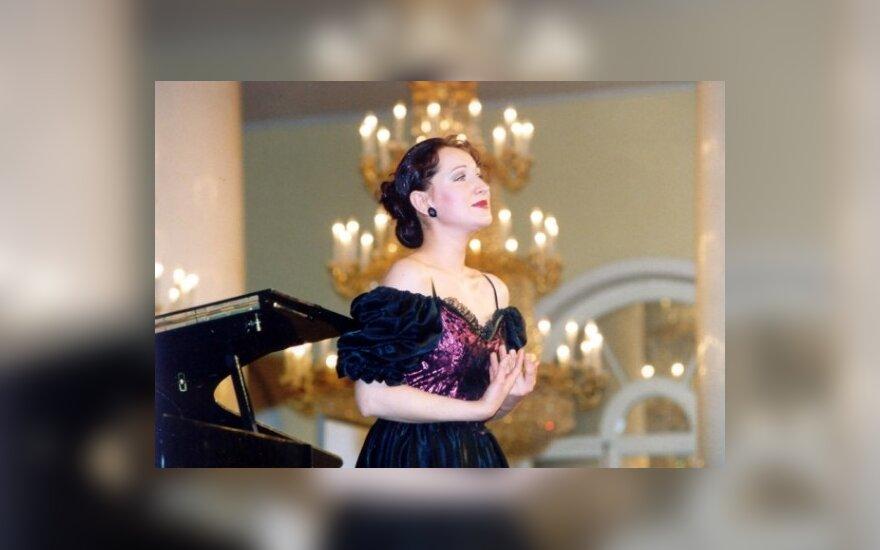 Юлия Ступнянек. Фото с сайта Rusudrama.lt