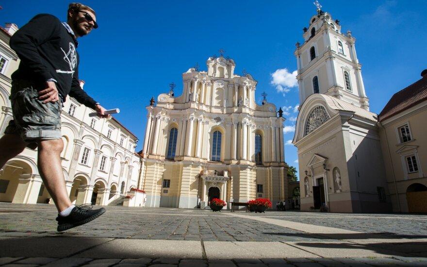Вильнюсский университет не ждет указаний сверху: отменены занятия у студентов юрфака