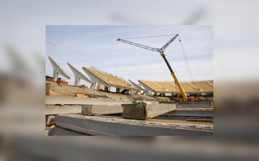 Национальный стадион спасет только частный инвестор