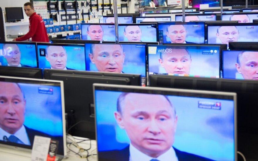 Vladimiro Putino spaudos konferencija