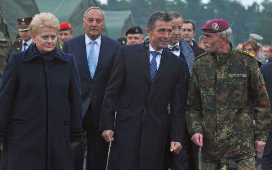 НАТО: угрозы для стран Балтии в данный момент нет