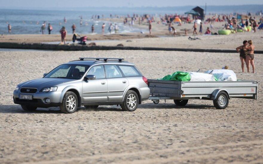 Rytinis Palangos paplūdimys
