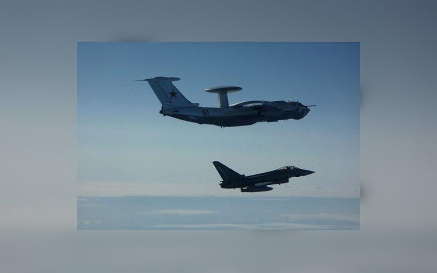 В НАТО рассказали о стычке с истребителями РФ