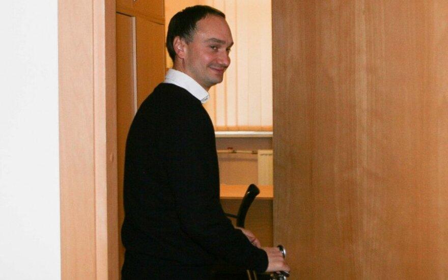 FIBA Europe выразила обеспокоенность в связи с арестом Бальчюнаса
