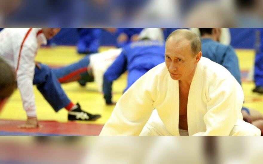 Путин стал обладателем высшего дана в тхэквондо