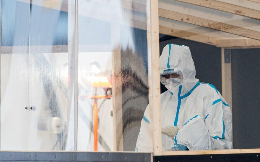 Предварительные данные: за сутки в Литве установлено больше 1500 случаев коронавируса