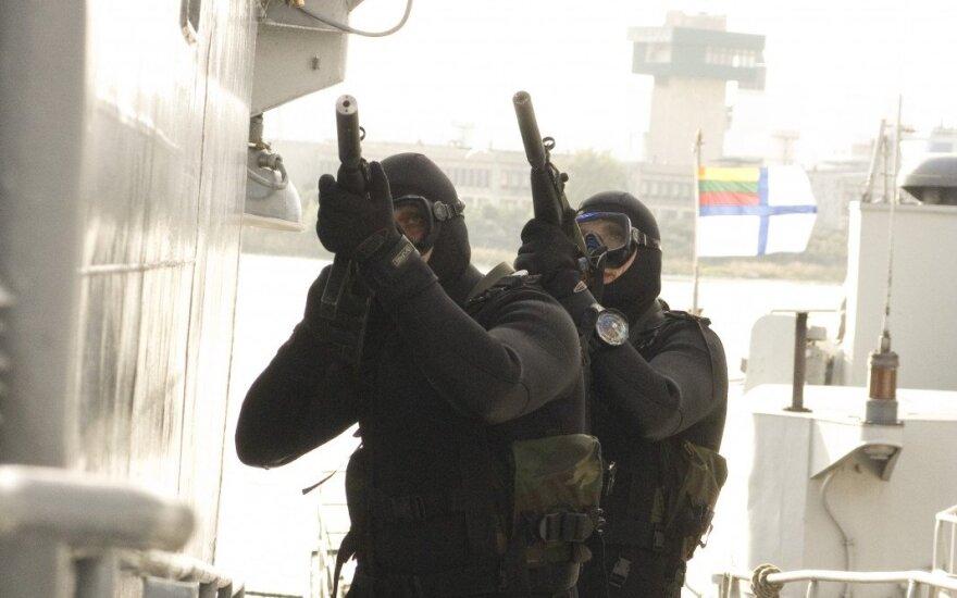 Глава ДГБ: в Литве ситуация с террористической угрозой не изменилась