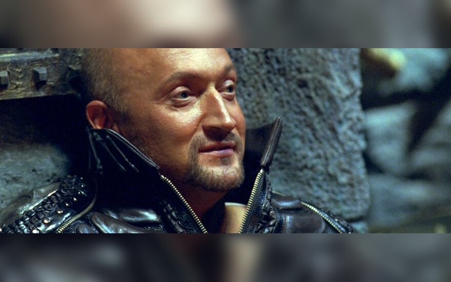 Агрессивные инопланетяне победили Гошу Куценко