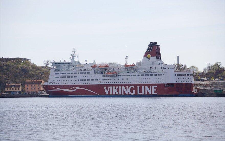 Viking Line пожертвует во благо Балтийского моря 50 000 евро