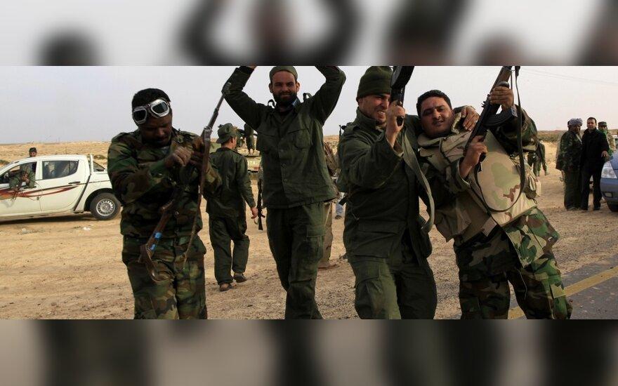 Sukilėliai Libijoje