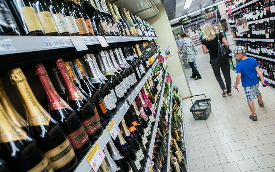 С января изменились привычки литовских покупателей