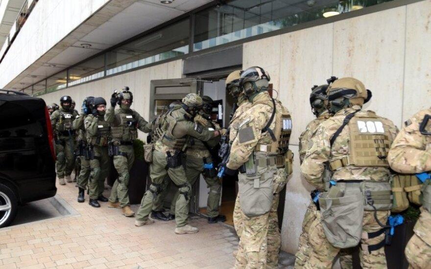 Stołeczna policja. Foto: policja.pl