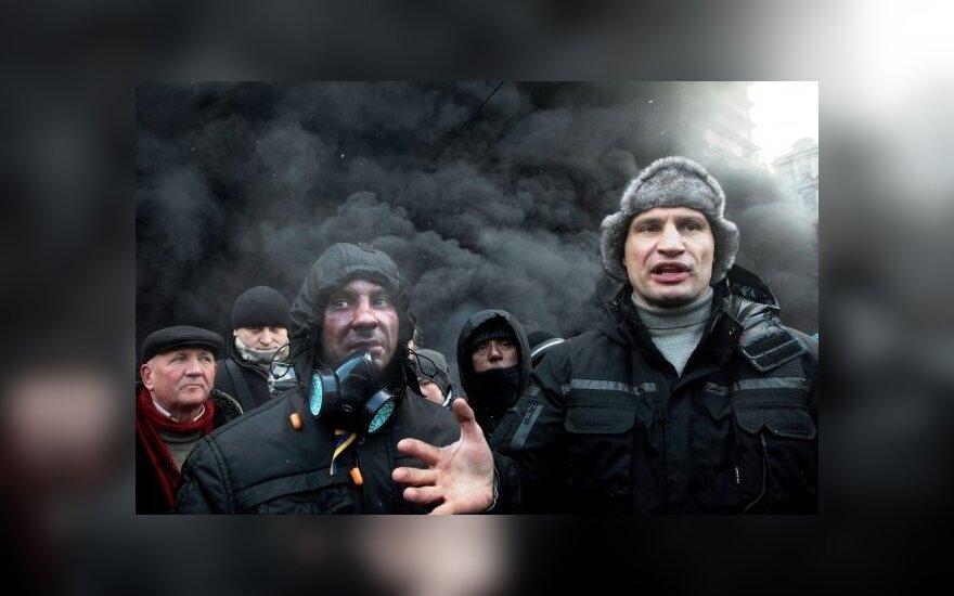 Кличко: поездка Януковича в Сочи во время кризиса в Украине - ошибка