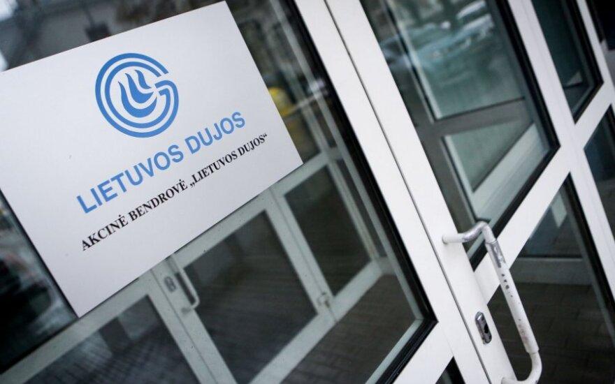 Прокурор: действия сотрудников Lietuvos dujos могли обусловить более высокие цены для потребителей