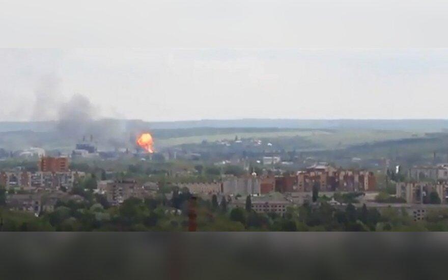 Славянск обстреляли из артиллерии, погибли 8 мирных жителей