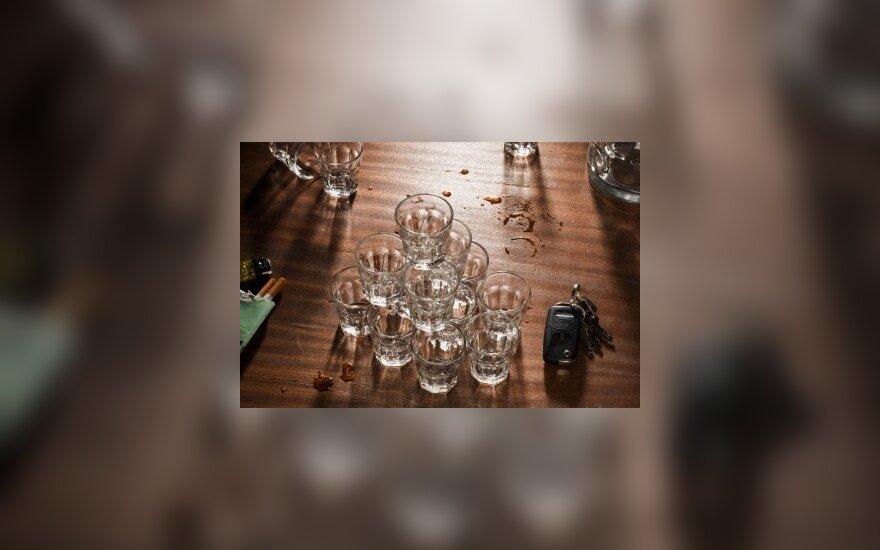 Пьяный житель Мариямполе буянил в ресторане