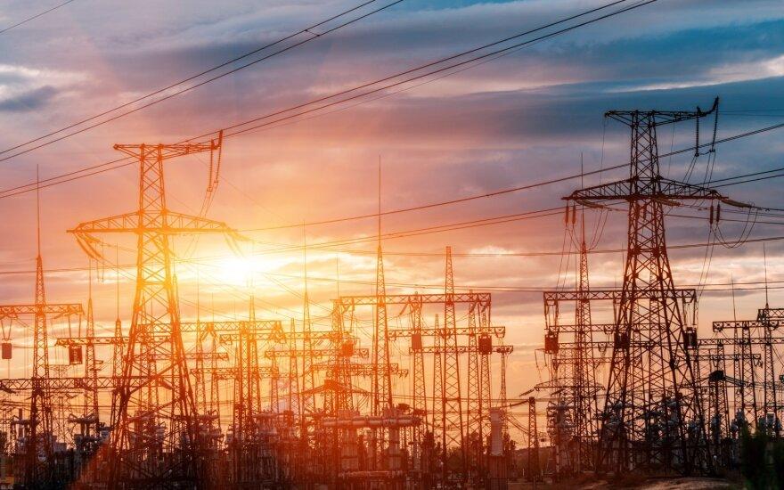 Litgrid: за неделю электричество в Литве подешевело на 21%