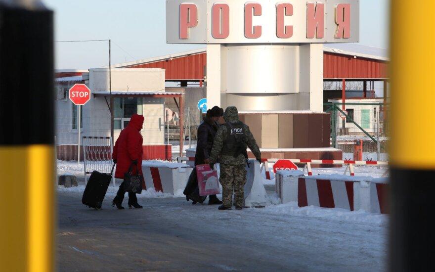 Россия закрыла границу с Польшей и Норвегией из-за коронавируса