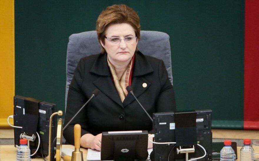 Loreta Graužinienė: Ustawa o mniejszościach narodowych nie może zadowalać tylko jedną mniejszość narodową