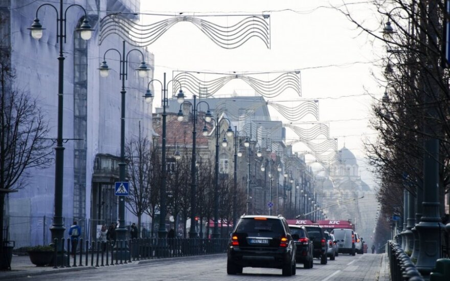Вильнюс чище Риги и Минска, но грязнее Таллина