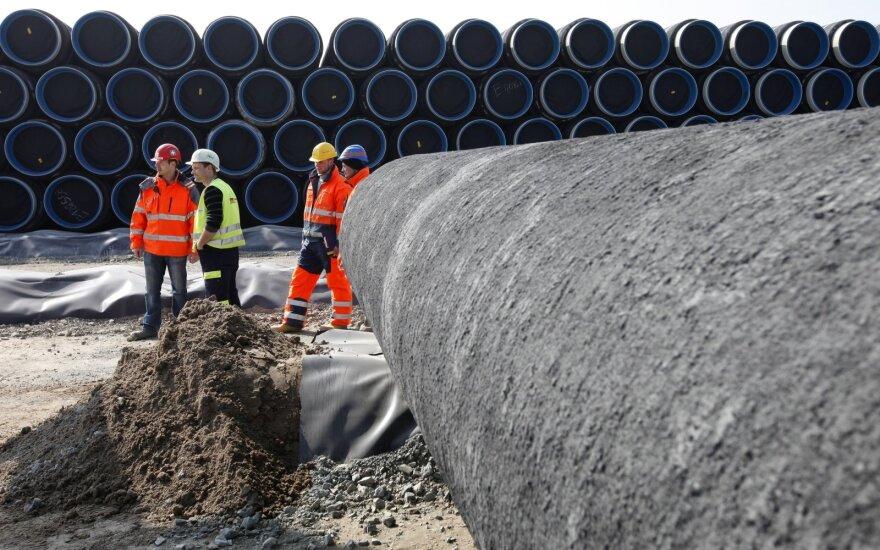 """Белорусской компании запретили строить литовский газопровод из-за """"несоответствия интересам национальной безопасности"""""""