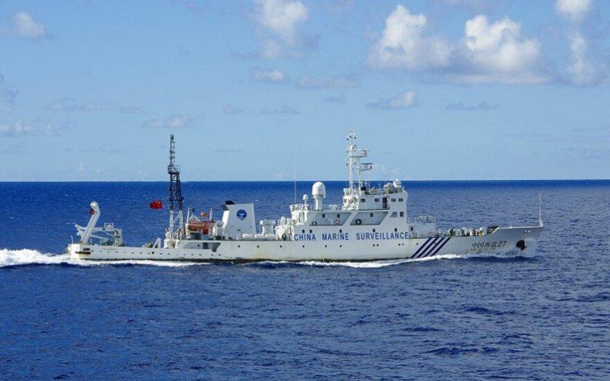 Kinijos laivas