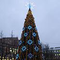 Kalėdų eglutė Alytuje