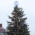 Kalėdų eglutė Panevėžyje